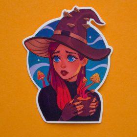 Shroom Witch