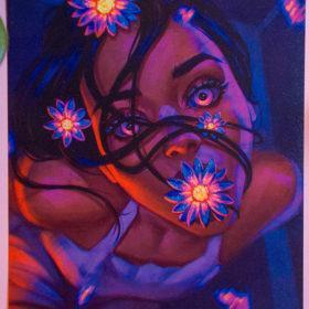 Flower Scream
